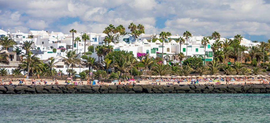 Transferts de l'aéroport de Lanzarote en Costa Teguise