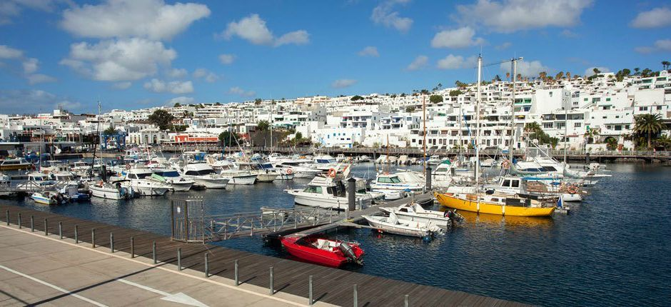 Transferts de l'aéroport de Lanzarote en Puerto del Carmen